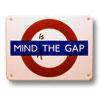 mind is the gap